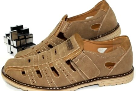 летние мужские туфли , Элегантные мужские туфли