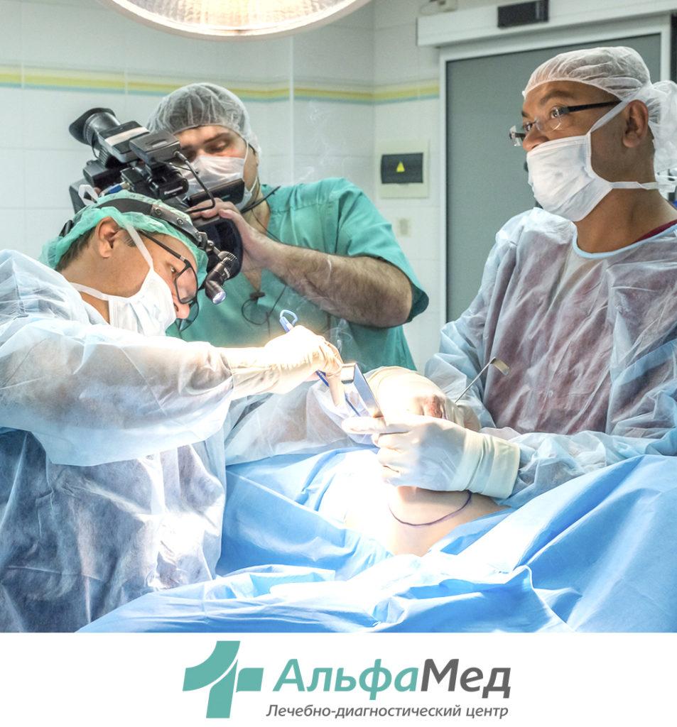 24-25 ноября в ЛДЦ «Ависмед» прошел мастер-класс по маммопластике! - 2